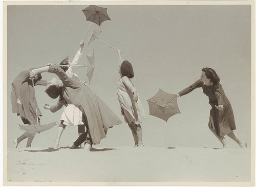 "Margaret Barr's ""Strange Children"" [ballet], 1955 / photographer unknown 