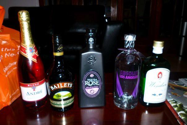 Alcoholic Drink Finder