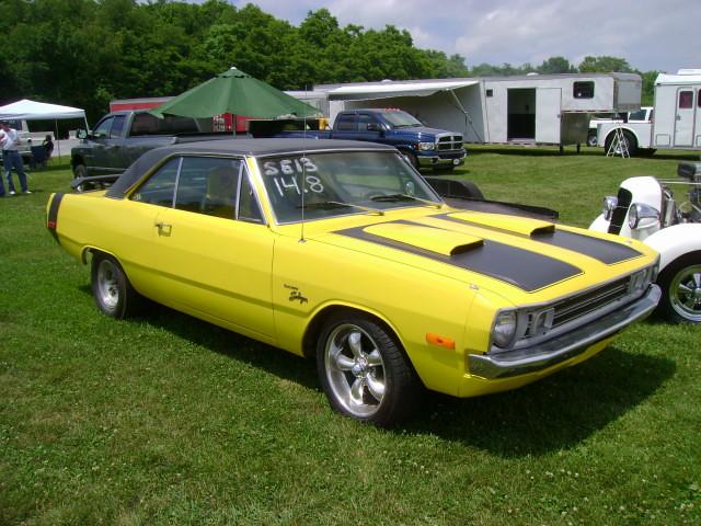 1972 Dodge Dart Swinger 27th Annual Mid Atlantic Mopar
