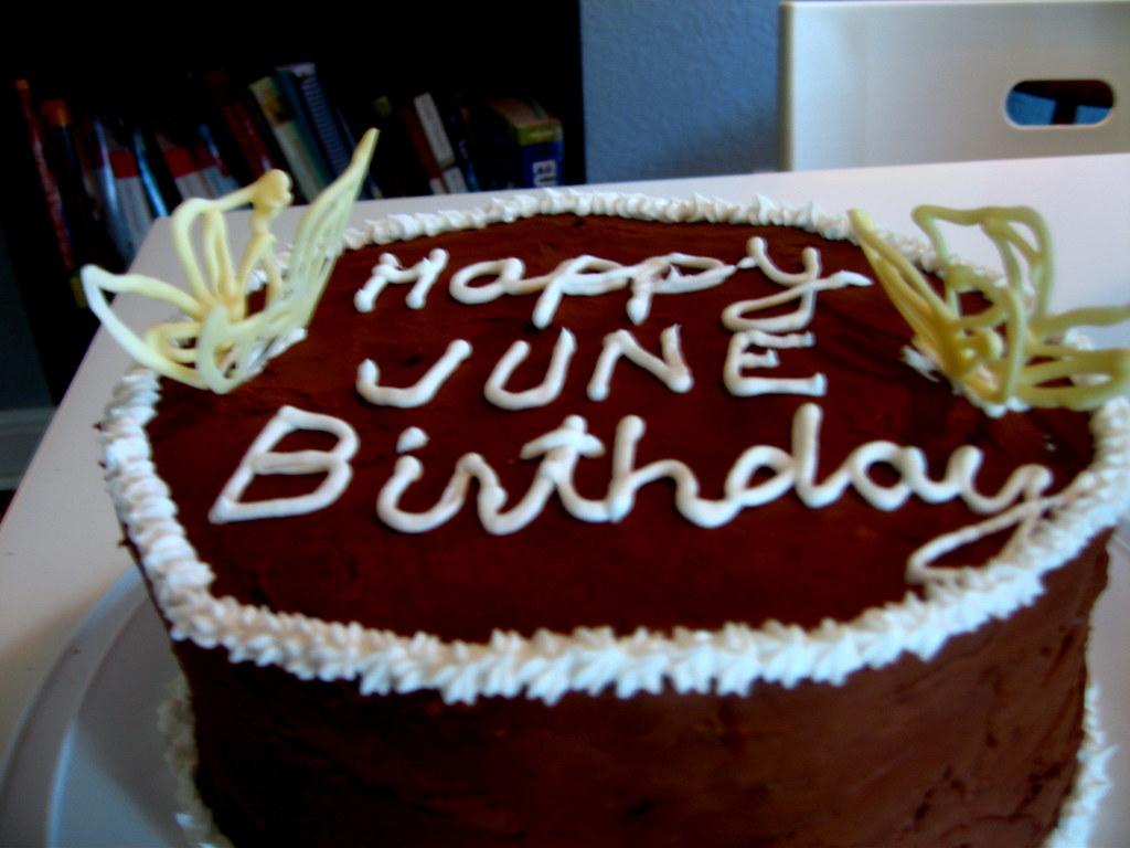 Birthday Cake In H Mart On Cheltenham Philadelphia
