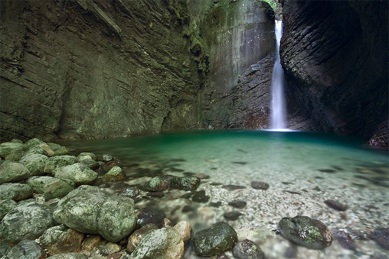 Veliki Kozjak waterfall