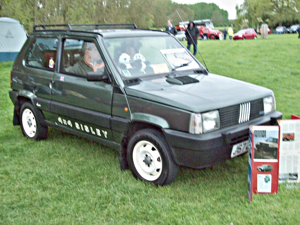 fiat panda 4x4 1990. Black Bedroom Furniture Sets. Home Design Ideas