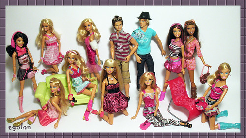 Fashionistas Barbie Fashionista Barbie Barbie