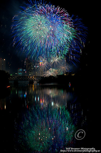 Independence Day Fireworks | by WB - CMH