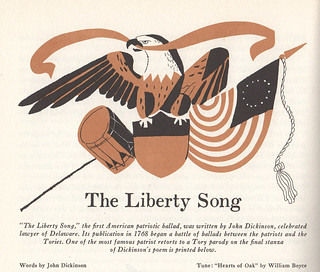 The Liberty Song | by wardomatic