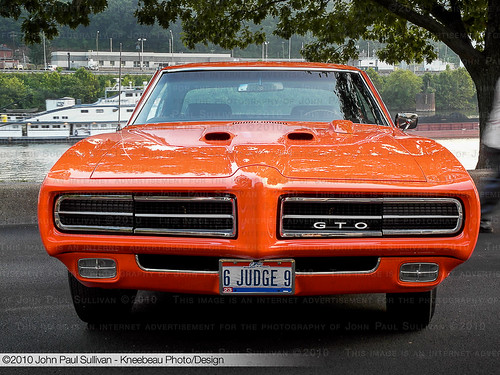 1969 Pontiac GTO Judge - Front view | by John P Sullivan