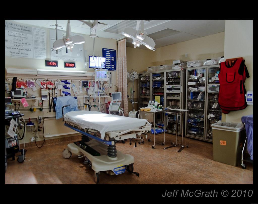Map Of University Of Utah Hospital Emergency Room
