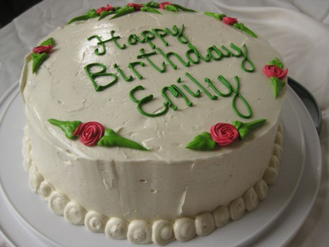 Birthday Cake Images Emily : Emily Birthday Cake 4 jenna_huntsberger Flickr