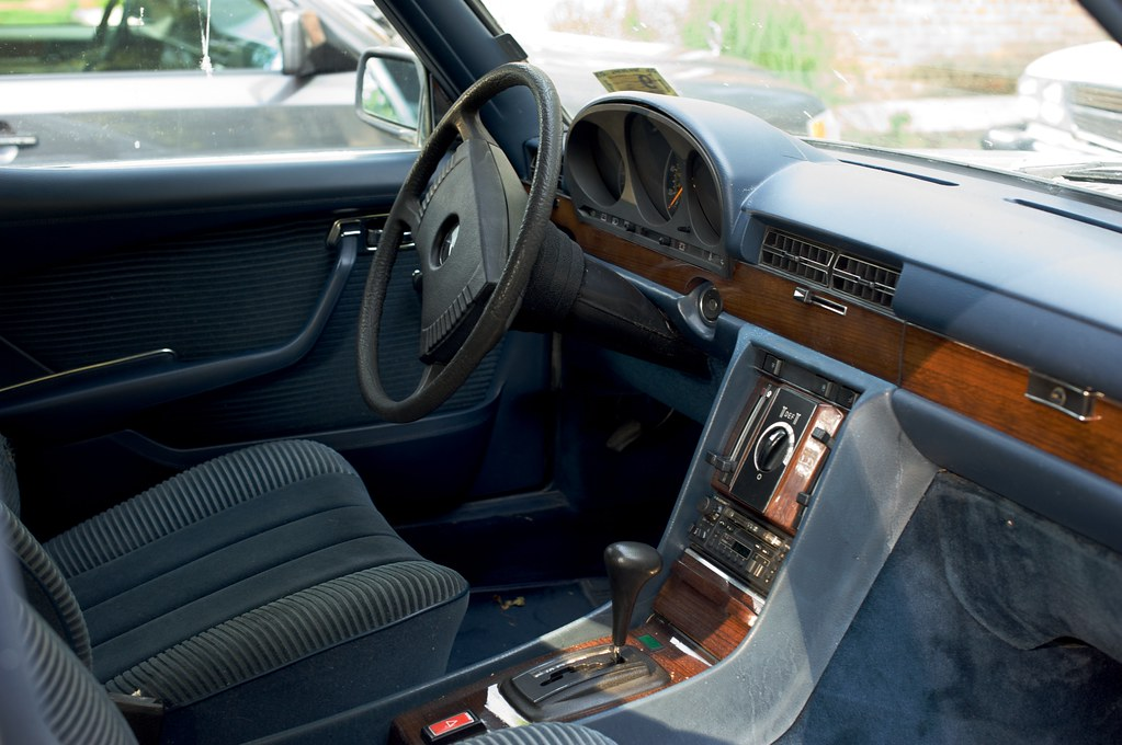 Owners Manual mercedes W116 Free