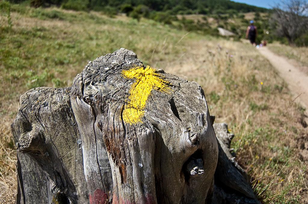 Camino de Santiago: Manzanares el Real - Cercedilla | Flickr