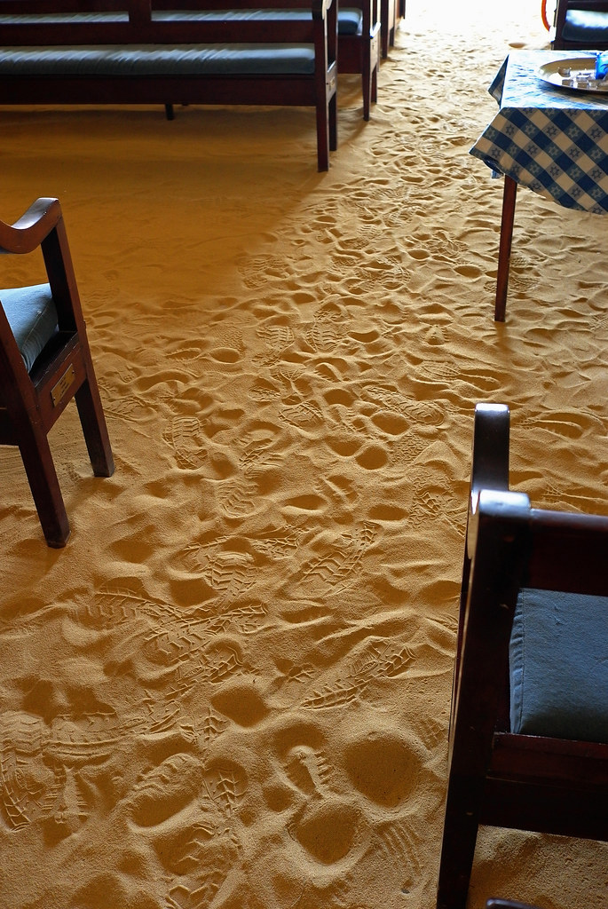 Sand Floor Synagogue
