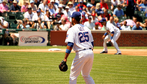 Cubs vs. Phillies (July 16, 2010) | by Phil Roeder