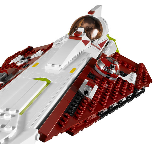 10215 Obi-Wan's Jedi Starfighter - 5 | by fbtb