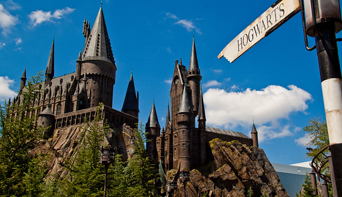 The Wizarding World of Harry Potter: This Way To Hogwarts | by Scott Smith (SRisonS)