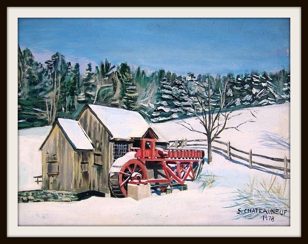 Canvas Acrylic Paintings Ideas
