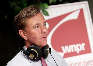 Where We Vote: Ned Lamont | by WNPR - Connecticut Public Radio