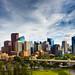 The Calgary Skyline