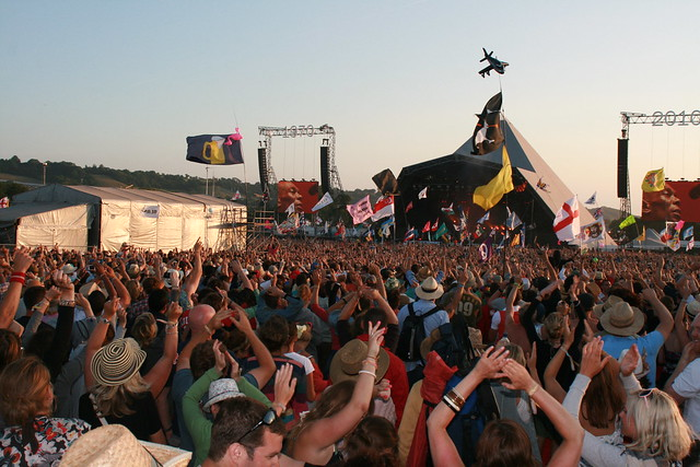 Glastonbury Festival (2010)