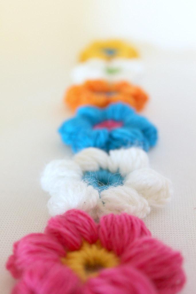 Crochet Puff Stitch Flower Free Pattern : Puff Stitch Flower Crochet Pattern Pattern Blogged ...