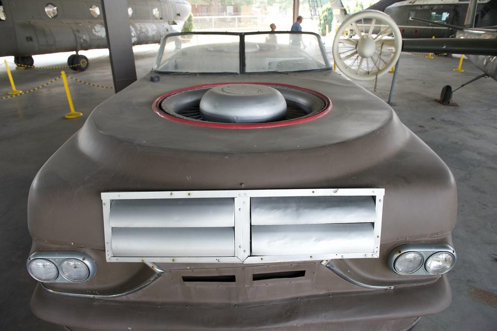 """All Model Car >> Curtiss-Wright GEM Model 2500 """"Air Car""""   Andrew Stott   Flickr"""
