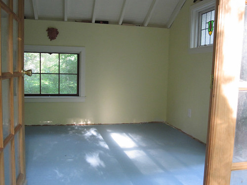 Shed Floor Paint Shed Floor Paint 5 | by