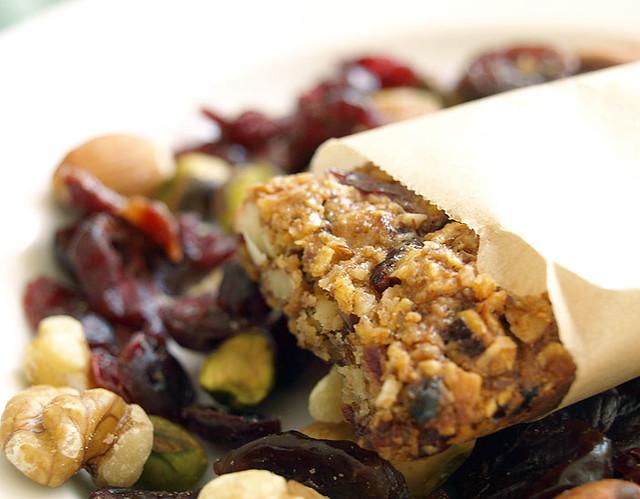 Gluten Free/Vegan Granola Bars | Flickr - Photo Sharing!