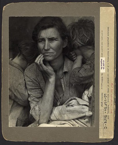dorothea lange a photographer of a