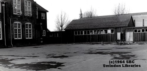 1964 ferndale junior high school youth annexe swindon - Bell gardens high school school loop ...
