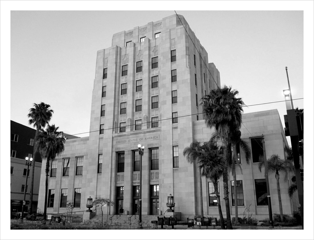 ... Long Beach Main Post Office | By Ape Flavored