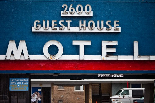 Guest House Motel | by Thomas Hawk