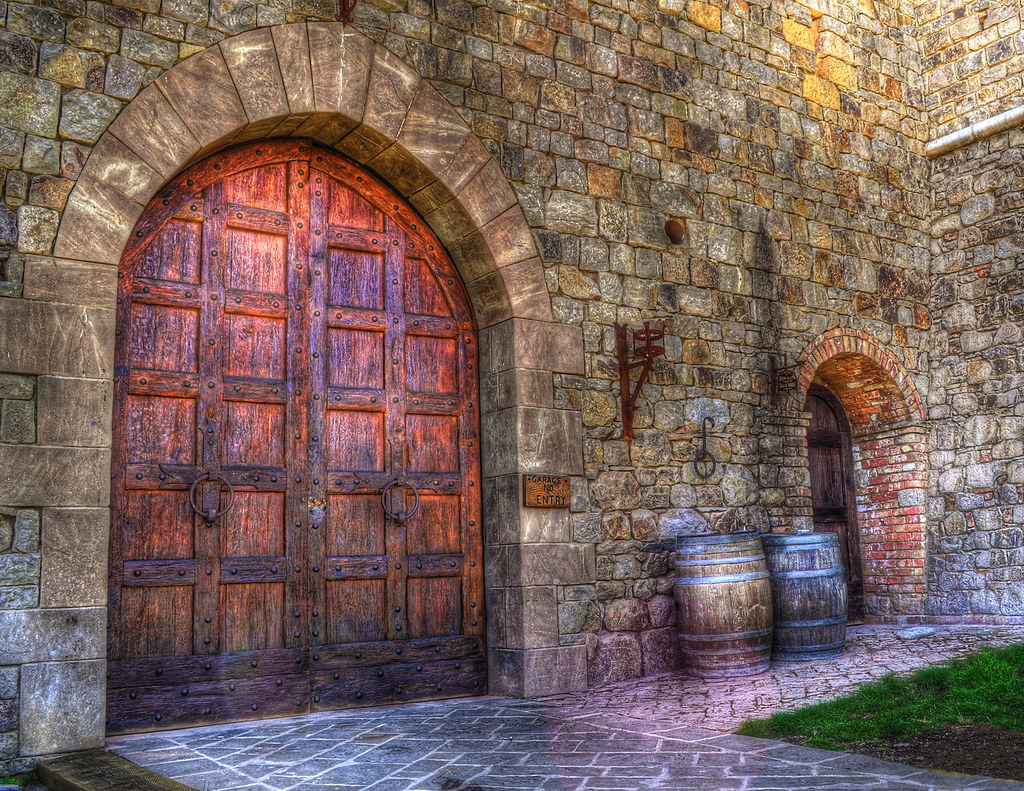 Castle Doors | by stockerre Castle Doors | by stockerre & Castle Doors | Rachael Towne | Flickr