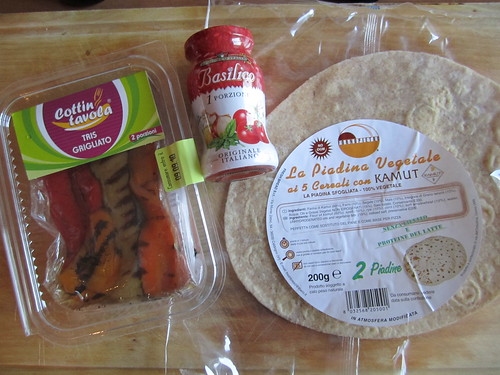 Stuff for Pizza | by veganbackpacker