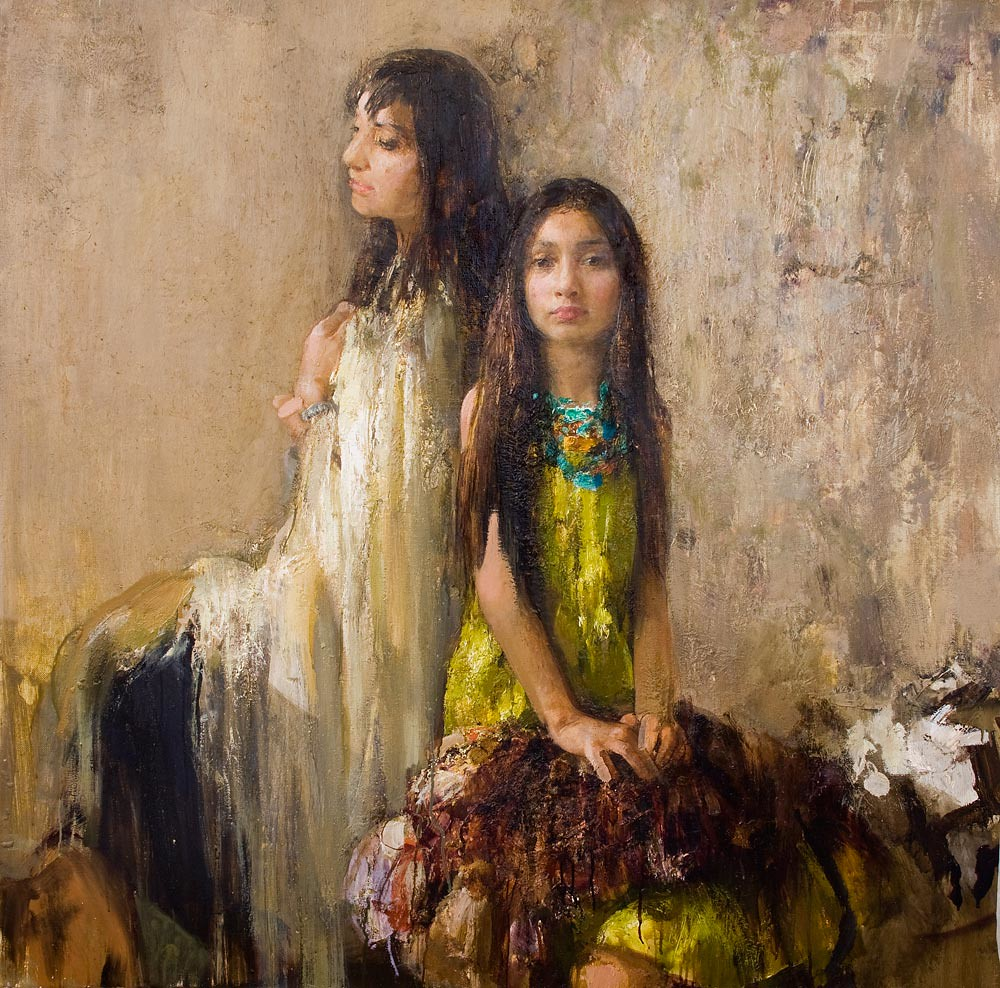 Modern Oil Painting Images