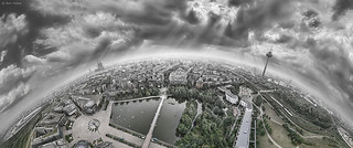 Cologne Panorama (360 degrees!) | by Ben Heine