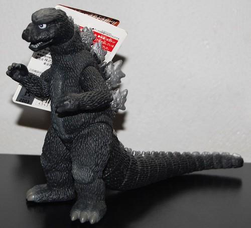 Bandai Godzilla 1974 [2003] 3/4 Angle | In conjunction ...