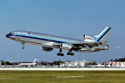 N318EA Eastern Air Lines | by Bob Garrard