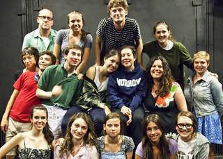 Advanced Teens and Playwrights Summer 2010 | by Stella Adler