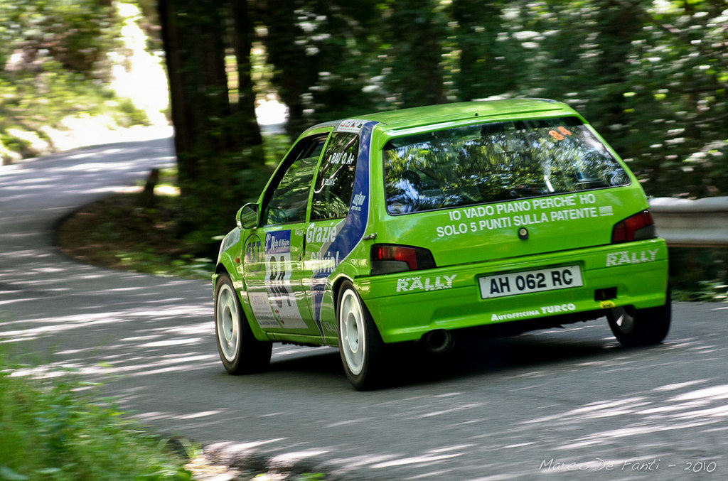 3 rally majano peugeot 106 xsi 1 4 for Interieur 106 xsi