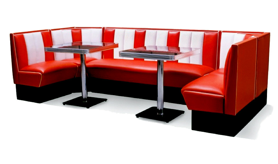 ... Retro Fifties DINER Furniture | By Urbindesign