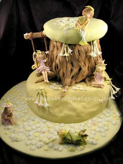 Chloe's Fairy Cake! | by ♥Dot Klerck....♥