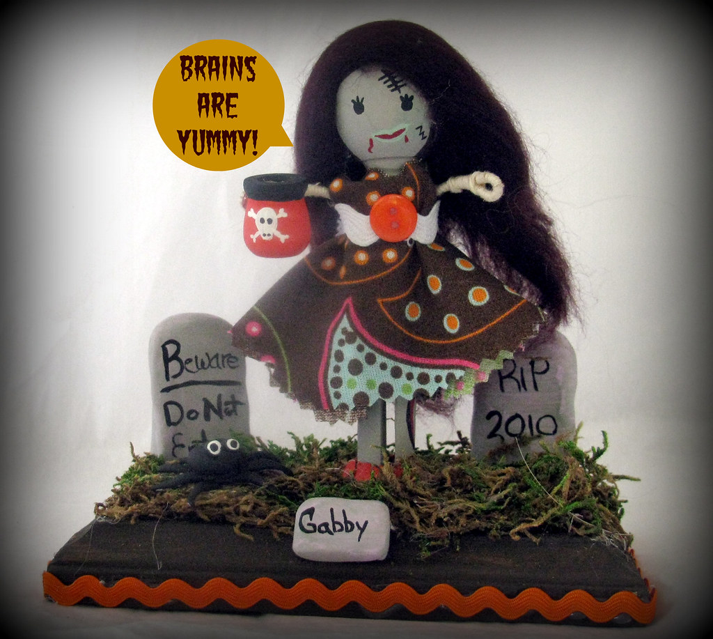 Permalink to Zombie Cake Topper Uk