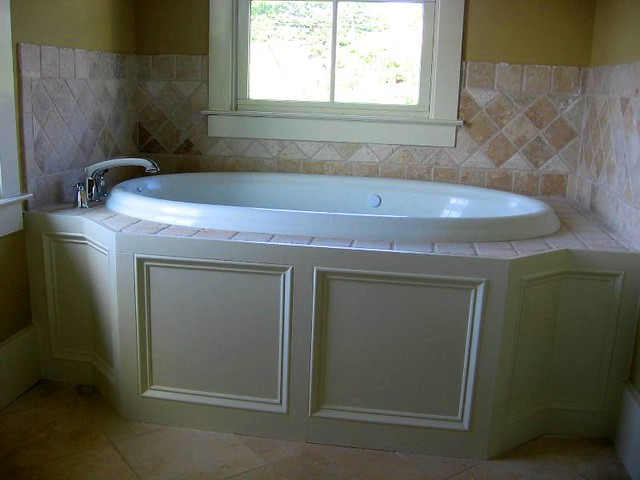 Tile And Trim Detail On Garden Tub Flickr Photo Sharing