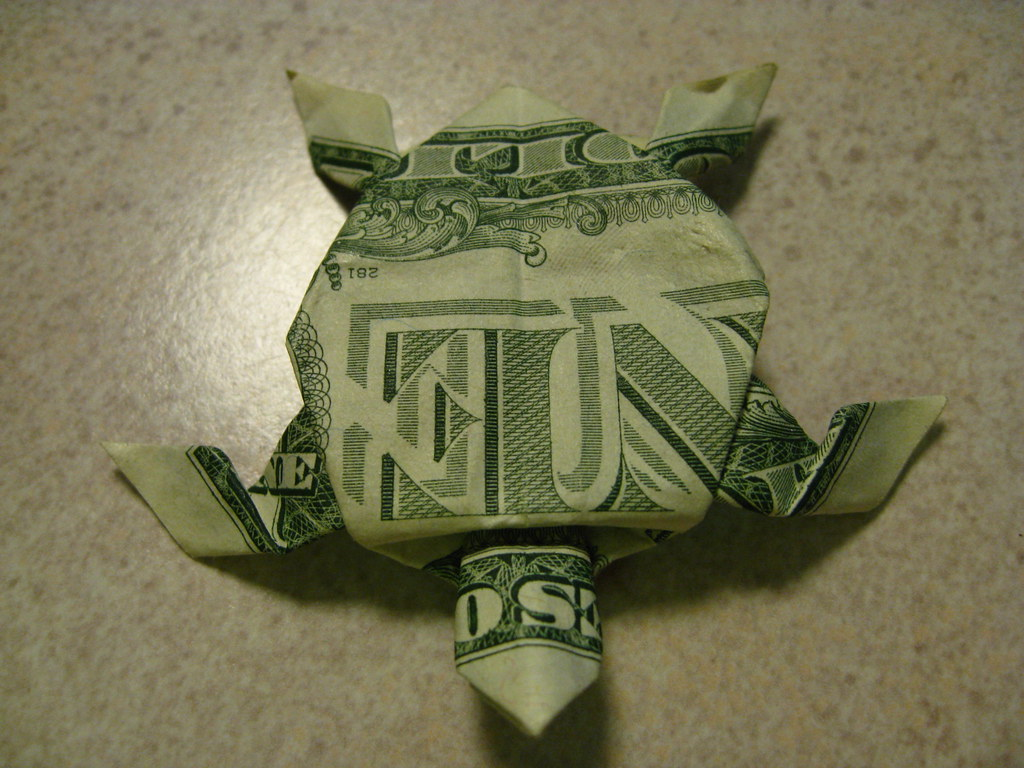 Dollar bill origami sea turtle instructions gallery craft img4558 2 sea turtle turtle 2 conversion designer flickr img4558 2 sea turtle by tend2it jeuxipadfo jeuxipadfo Choice Image