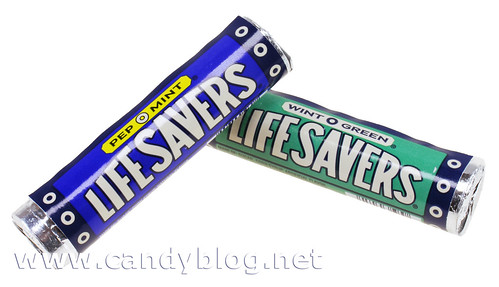 LifeSavers PepOMint WintOGreen Throwback Packaging | by cybele-