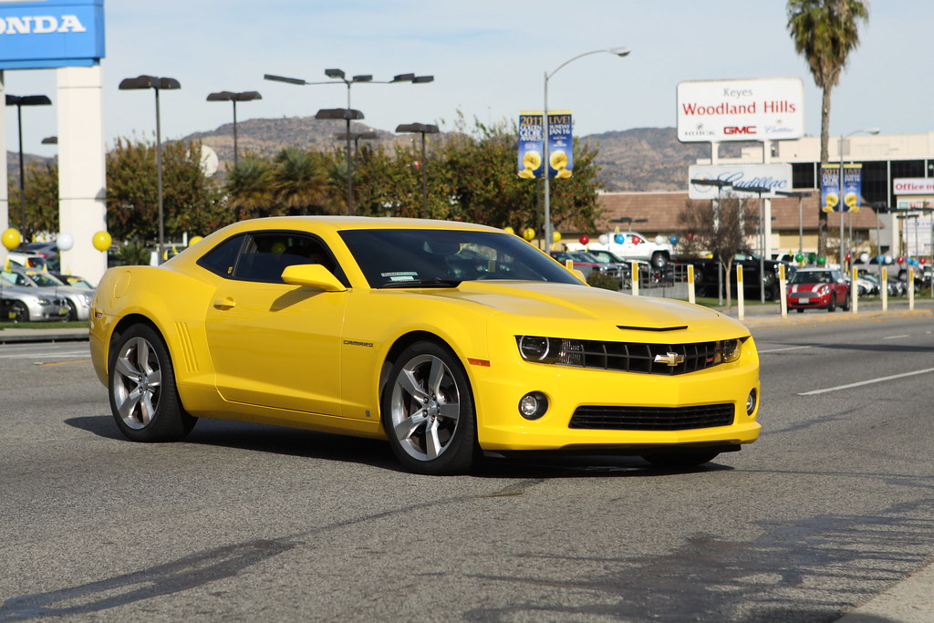 2010 Chevrolet Camaro SS RS | Based on the 2006 Camaro ...