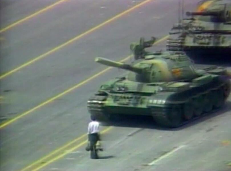 Tiananmen credito sociale