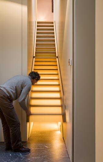 Stairs Secret Storage Down Stairs Hidden Behind Up