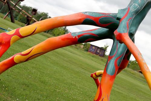 Franconia Sculpture Park Taylors Falls Mn T Esau