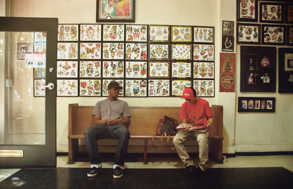temple tattoo shop oakland ca jazmin jones flickr