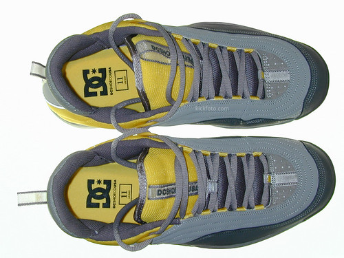 Dc Shoes Grey Brown